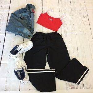 Champion Black Track Pants size L